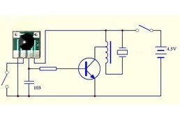 10pcs Power Off Alarm Music Chip(10475)