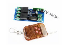 12V 2 Channel Wireless Remote Control(2709)