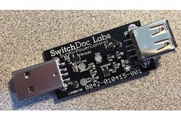 SwitchDoc Labs USB Power Control Board