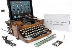 USB Typewriter Kit (Assembled)