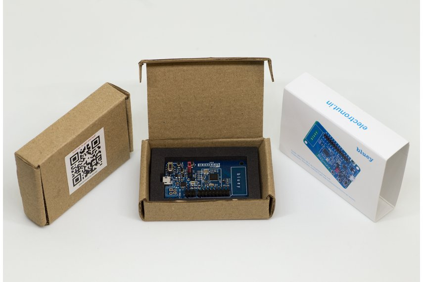Bluey nRF52832 BLE development board