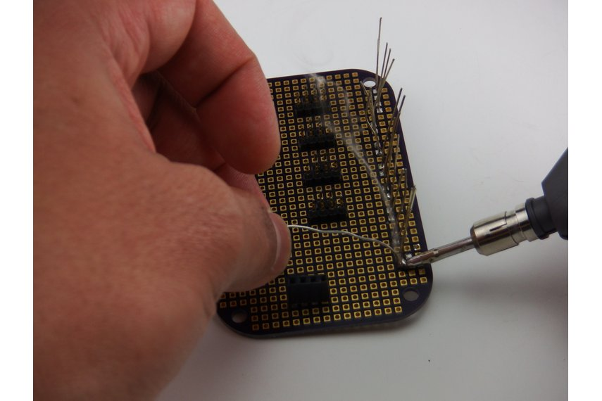 3D Print Finishing Tool and Soldering Iron