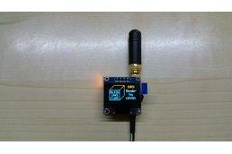 World's smallest Quad Band GSM Sender Caller Alarm