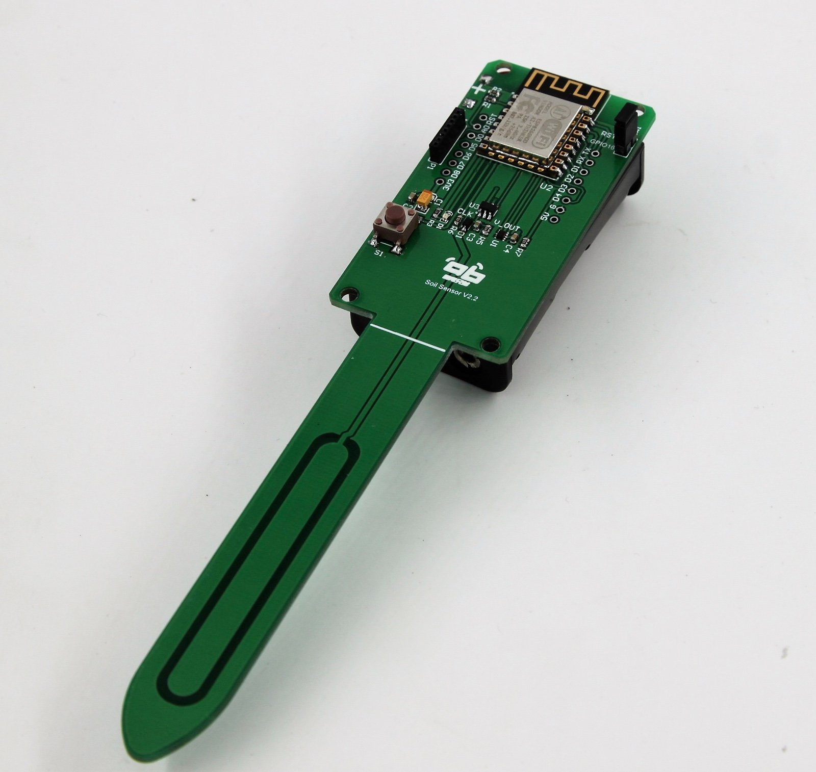 Esp soil moisture sensor rev 2 1 from aprbrother on tindie for Soil moisture sensor