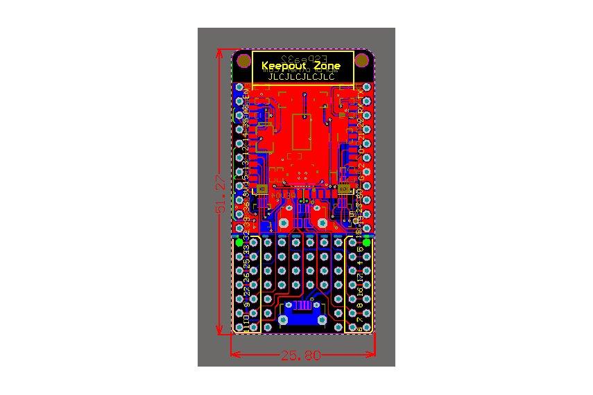 ESPea32 ESP32 Dev Board
