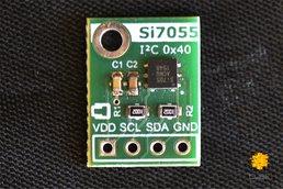 Si7055 ±0.5°C (max) Digital Temperature Sensor