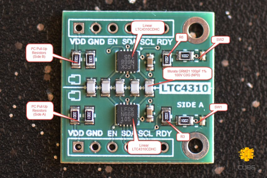 LTC4310  Hot-Swappable I2C Isolator