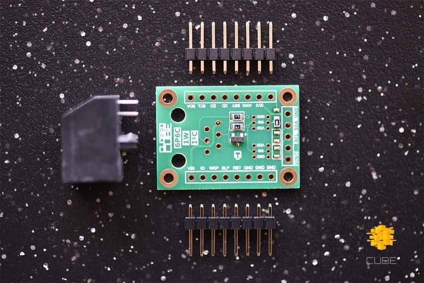 DS28E17 1-Wire to I2C Master Bridge Breakout Board