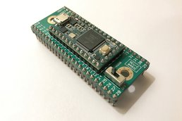 Teensy 3.2 Breakout (Revision C, Basic)