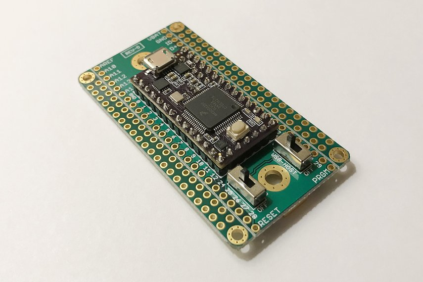 Teensy 3.2 Breakout (Revision D)