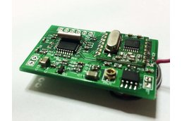 Open Source DIY AVR RFM12 Walkie talkie !!