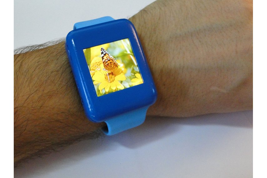CulBox , Open Source Smart Watch for ARDUINO
