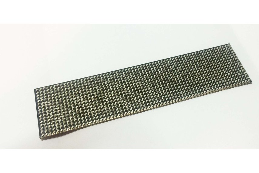 Nano Dot Matrix 16 x 64 0402 size LED board
