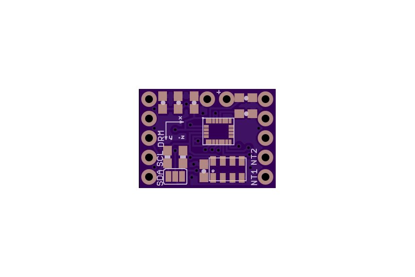 LSM9DS1+MS5611 breakout board