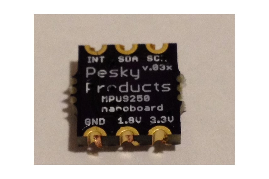 Wearable MPU9250 Nano Board