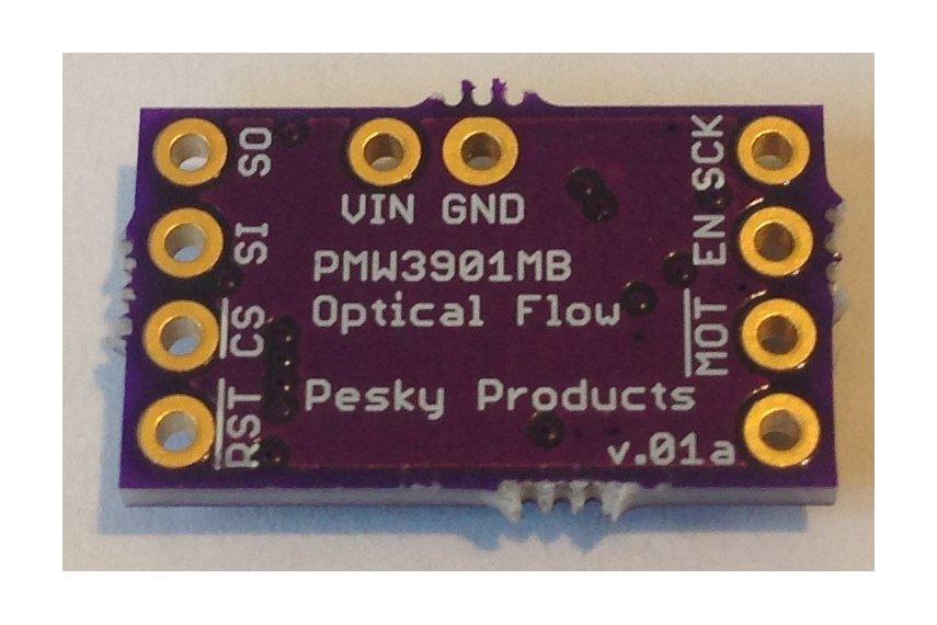 PMW3901 Optical Flow Sensor