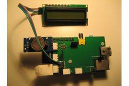 Raspberry Pi - LiV Pi Starter for RPi model B