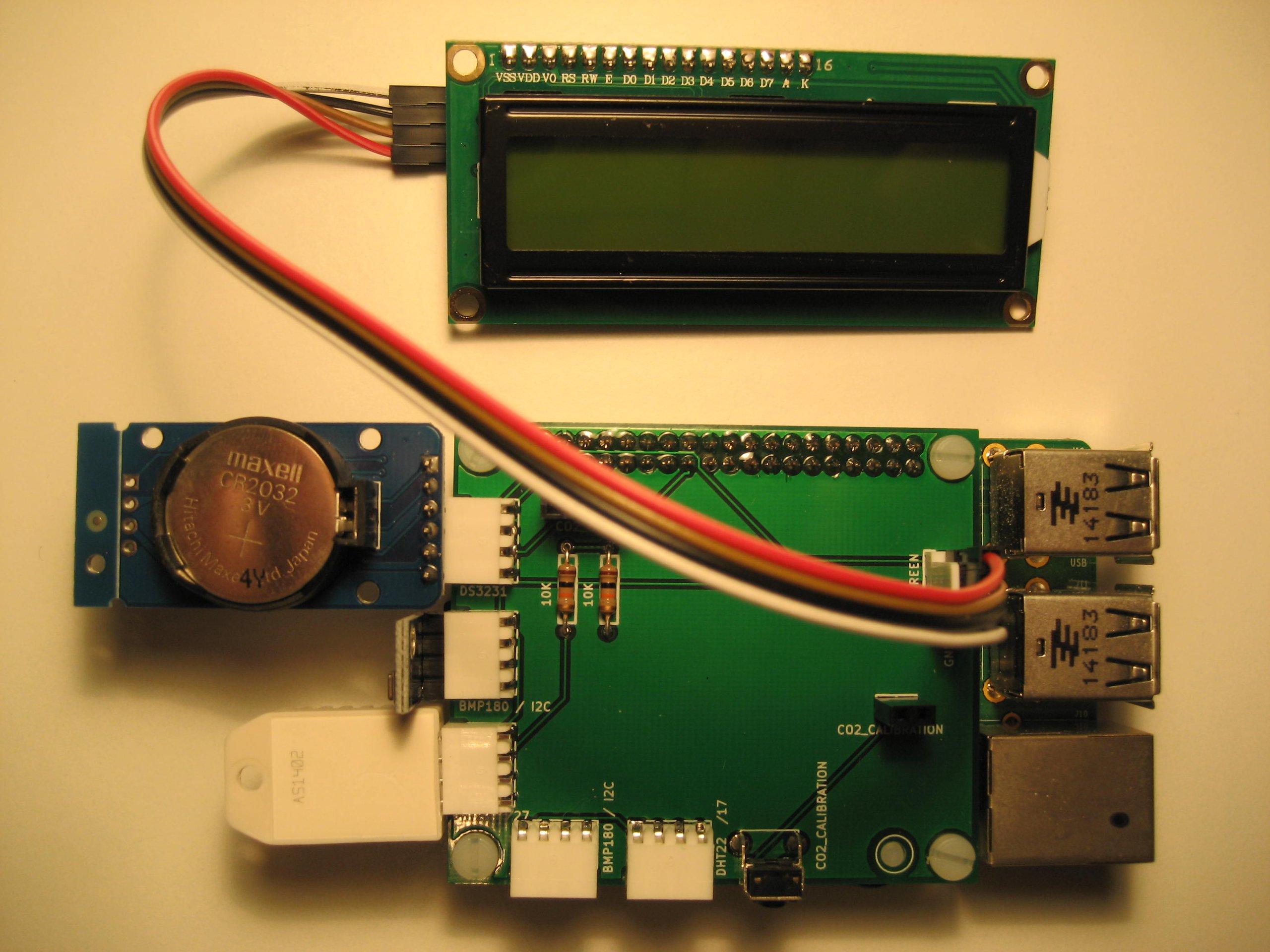 Raspberry Pi Liv Pi Starter For Rpi 3 2 And B From