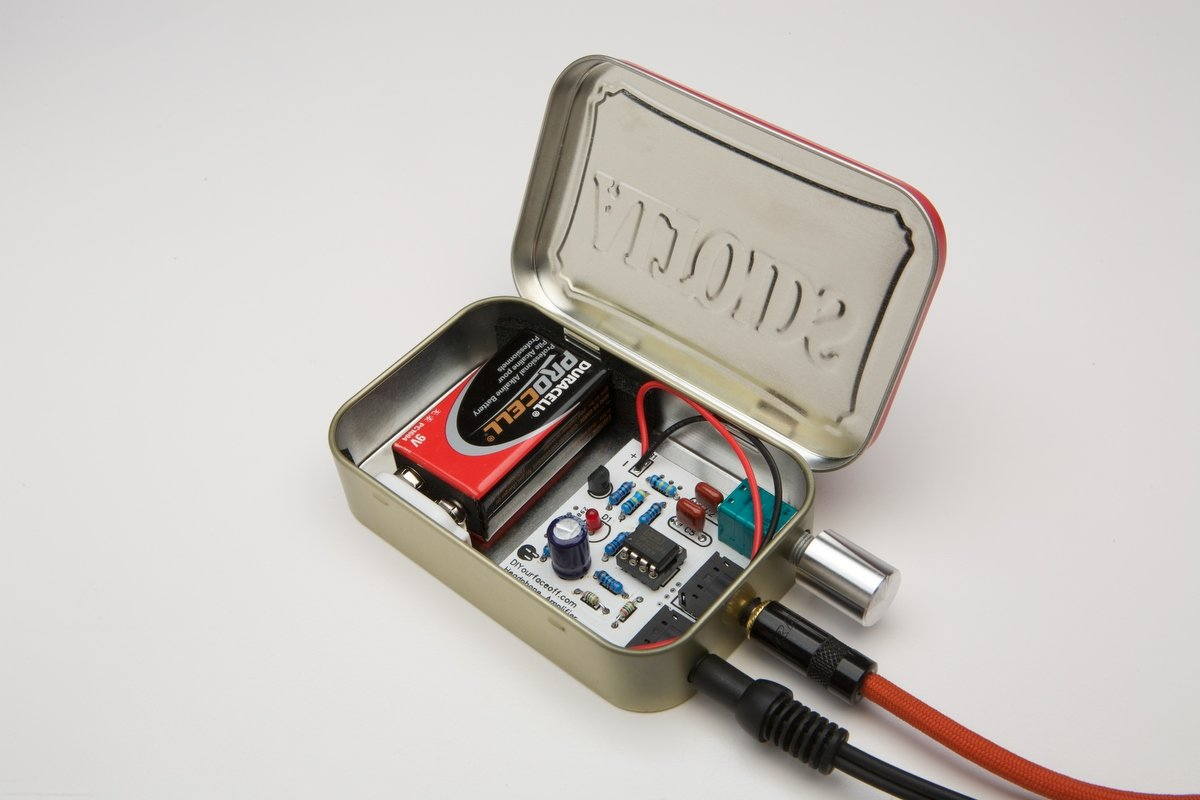 Cmoy Headphone Amplifier Choice Of Tin From Diyourfaceoff