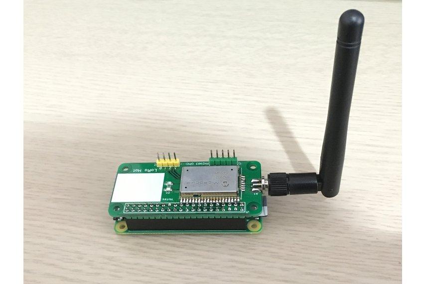 LoRa Hat for Raspberry Pi Zero