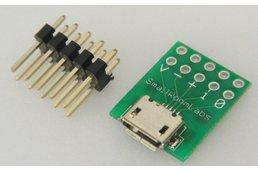 USB-micro breakout