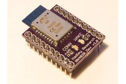 RN4020 BLE Development Board