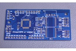 ATmega328PB Isolated Application Board