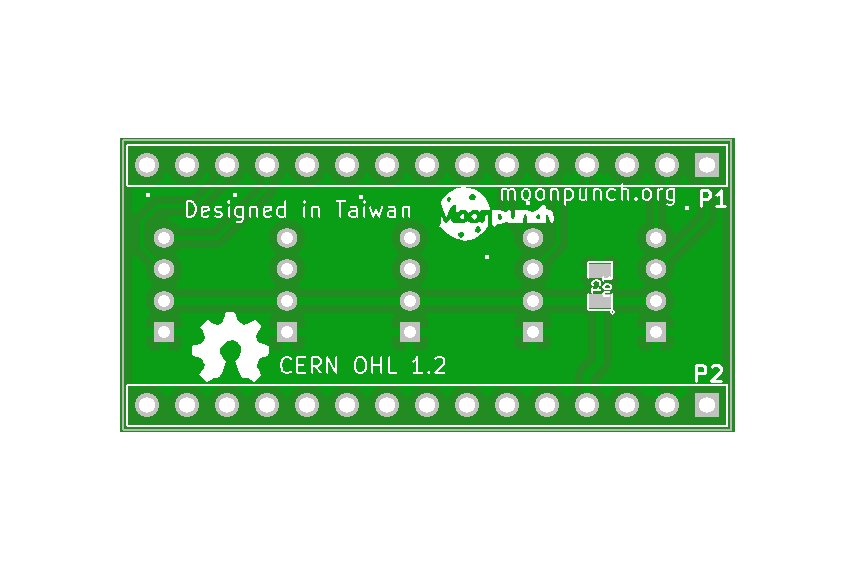 Grovehat for arduino nano from imrehg on tindie