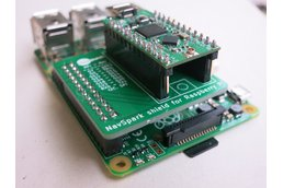 NavSpark Shield for Raspberry Pi