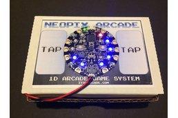 NeoPix Arcade Kit - 1D Arcade Game System