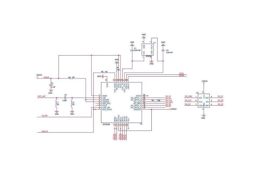 esp8266 esp12e serial wifi module ships from usa from