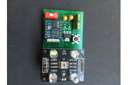 ESP8266 Color recognition board