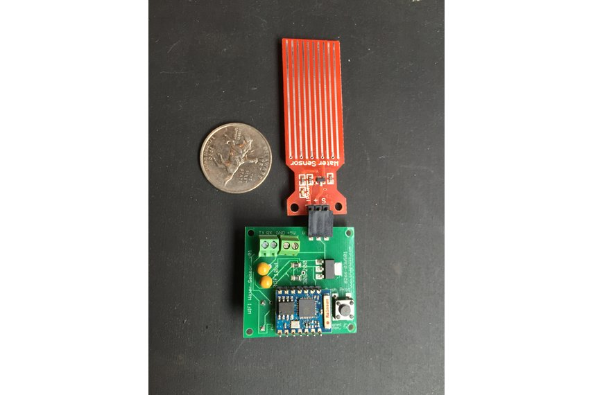 WiFi Wireless Sensor Control Module