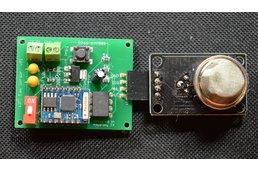 WiFi Wireless Gas Sensor