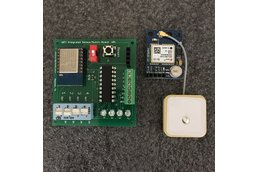 WIFI enabled GPS module