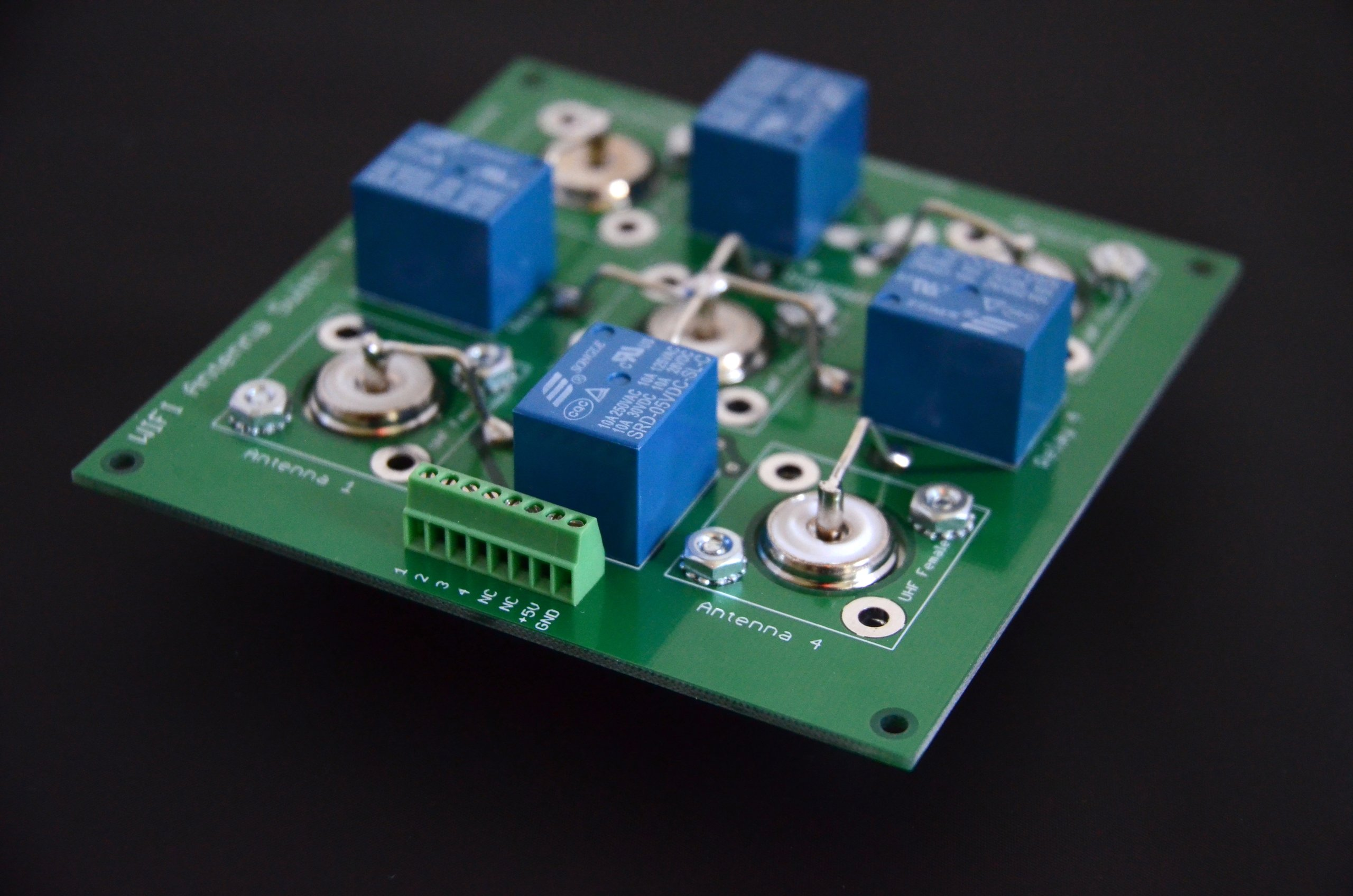 Amateur Radio Coax 108