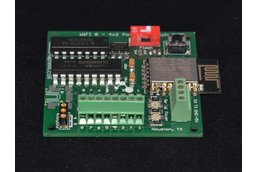 WIFI 8 or 4x2  position  relay control board