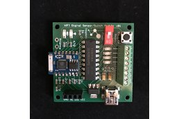 WIFI 8 pos or 4 pos 2 pole relay control board