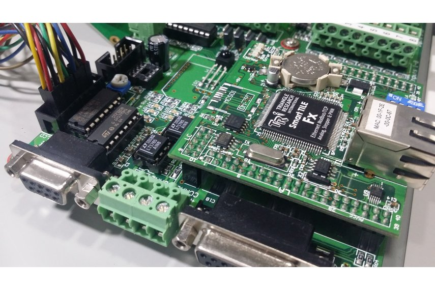 Smart Tile Fx2424 PLC and Expansion Board