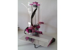 Go-Make Junior 3D printer (Fully Assembled)