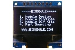 OLED Display 128x64 (5V SPI)