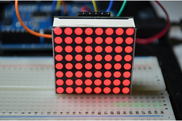 LED Matrix Link