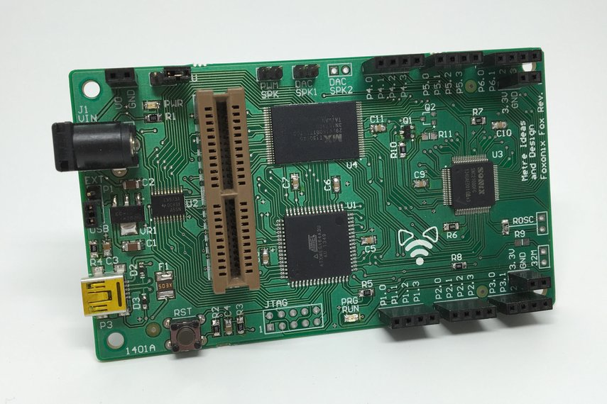 Foxonix Fox Microcontroller Board