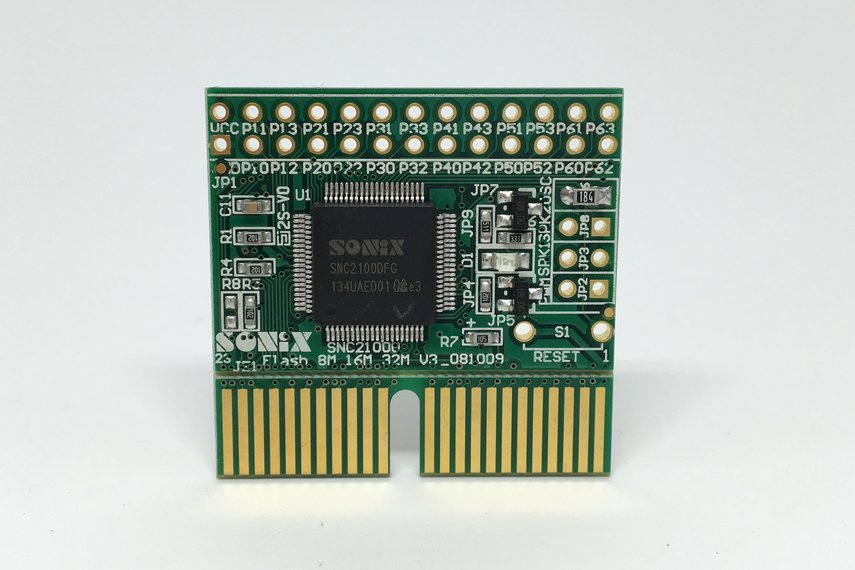 Foxonix 21K Project Board