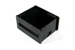 Black Raspberry Pi A+ Case