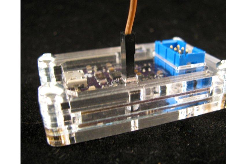 USB µISP Case