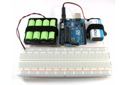 Arduino Sled with Battery Mount Kit - Large