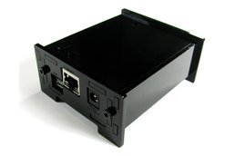 BeagleBone Black Enclosure - Black Acrylic