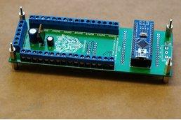 16 channel 12-bit PWM LED dimmer