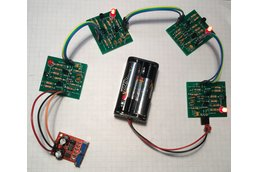 Binary Counter Kit